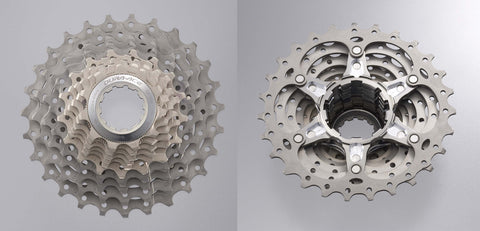 Shimano: Dura-Ace 10-Speed Cassette 12 - 25T