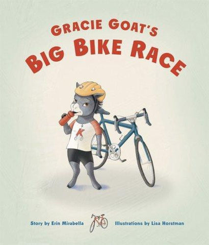Book: Gracie Goat's Big Bike Race