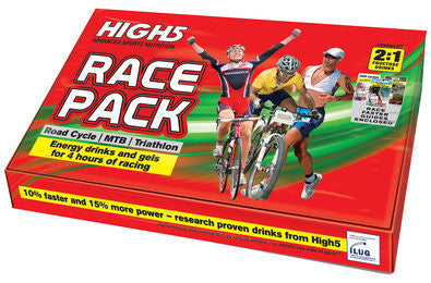 HIGH5: Race Faster Pack