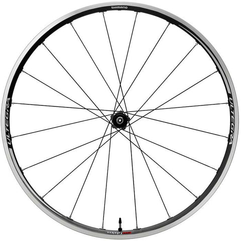 Shimano : WH-6700 Ultegra clincher or tubeless wheel, 10-speed, rear, grey