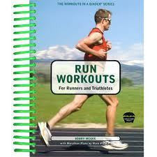 Book: Run Workouts for Runners & Triathletes