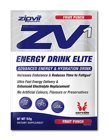 Zipvit: ZV 1 Energy Drink Elite