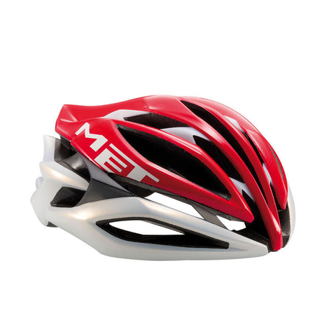Met: Sine Thesis Road White/Red - Large