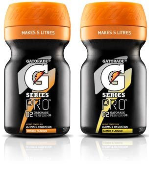 GATORADE : Series Pro 02 Perform