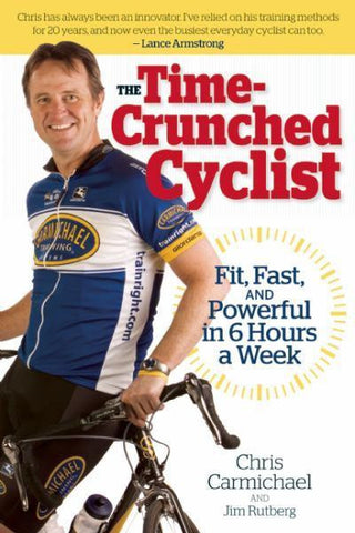 Book: Time Crunched Cyclist
