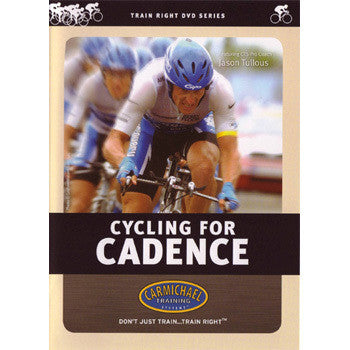 Carmichael: DVD - CTS Cycling for Cadence