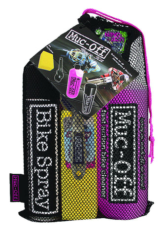 Muc-Off: Race Kits Mesh Bags