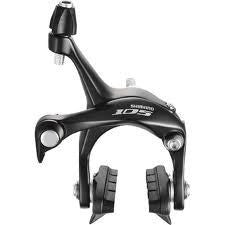 Shimano: BR-5700 105 brake callipers, 49 mm drop