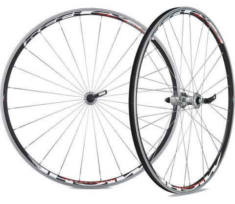 Miche : Reflex Wheel Campagnolo, Black, Pair