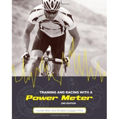 Book: Training and Racing With a Powermeter