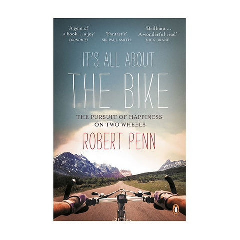 Book: It's All About the Bike - Robert Penn