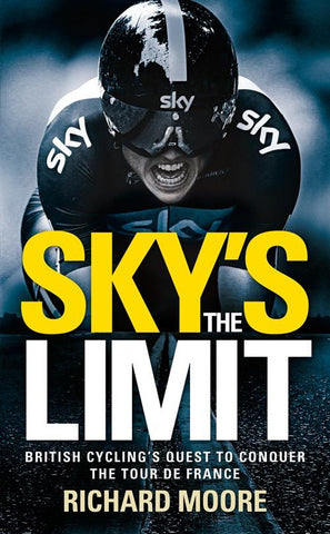 Book: Sky's the Limit: British Cycling's...