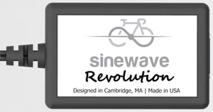 Sinewave Cycles Revolution Bicycle Dynamo USB Charger front