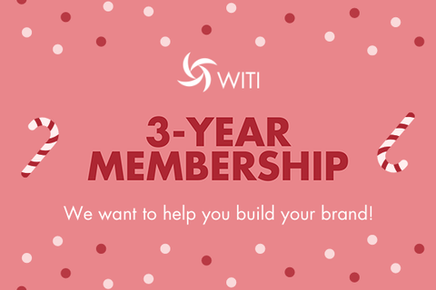 3-Year Membership Gift Card - 2 for 1 Special