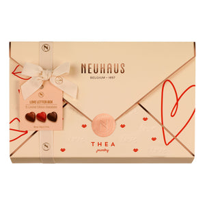 Neuhaus Belgian Chocolate Love Letter Box
