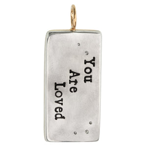 Heather B. Moore - You Are Loved ID Tag