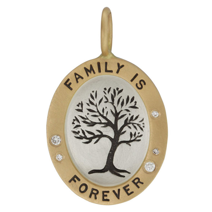 Heather Moore Charm Family is Forever