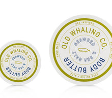 Load image into Gallery viewer, Old Whaling Co Seaweed & Sea Salt Body Butter