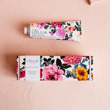 Load image into Gallery viewer, Lollia Shea Butter Handcreme - Always in Rose