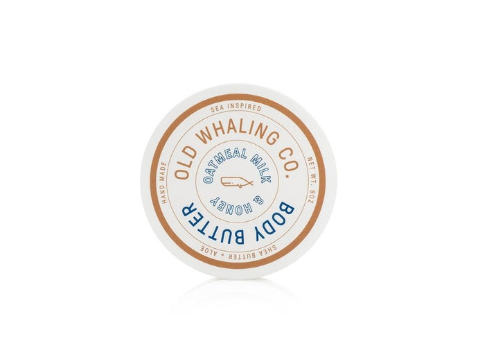 Old Whaling Co Oatmeal Milk & Honey Butter Body Butter