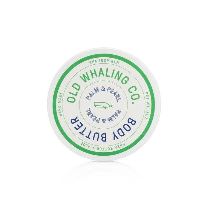 Old Whaling Co Palm & Pearl  Butter Body Butter