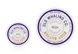 Old Whaling Co French Lavender Body Butter
