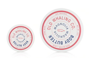 Old Whaling Co Magnolia Body Butter