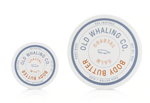 Old Whaling Co Coastal Calm Body Butter