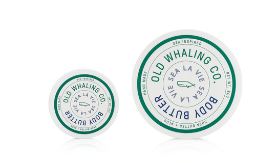 Old Whaling Co Sea La Vie Butter Body Butter