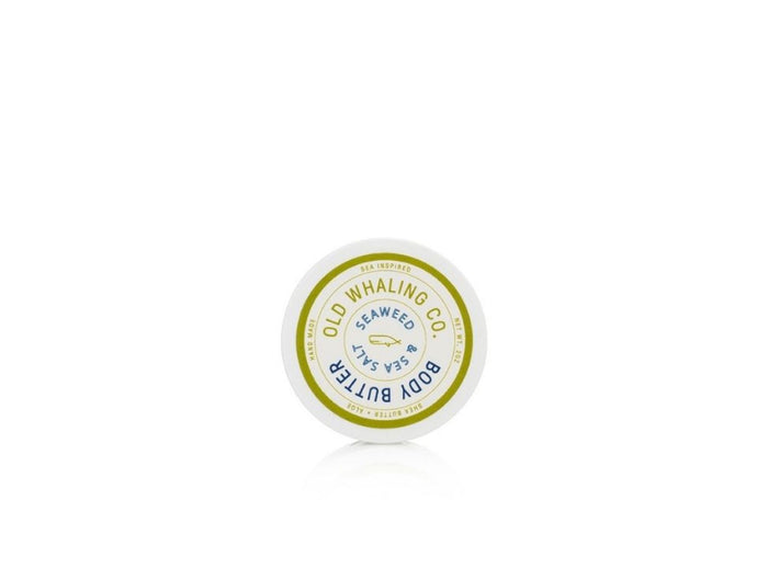 Old Whaling Co Seaweed & Sea Salt Body Butter