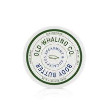 Load image into Gallery viewer, Old Whaling Co Spearmint & Eucalyptus Body Butter