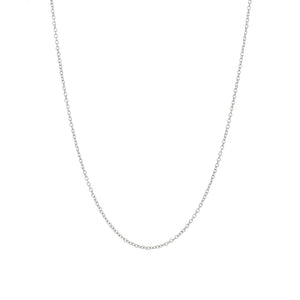 Sterling Silver Necklace 16