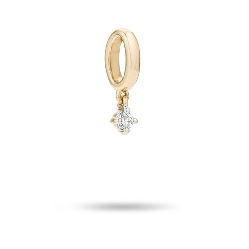 Adina Reyter Bead Party 14k Yellow Gold Diamond Drop Bead