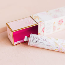Load image into Gallery viewer, Lollia Shea Butter Handcreme - Breathe