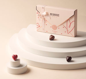 Neuhaus Belgian Chocolate - Love Letter Box