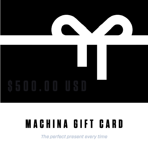 Machina Gift Card
