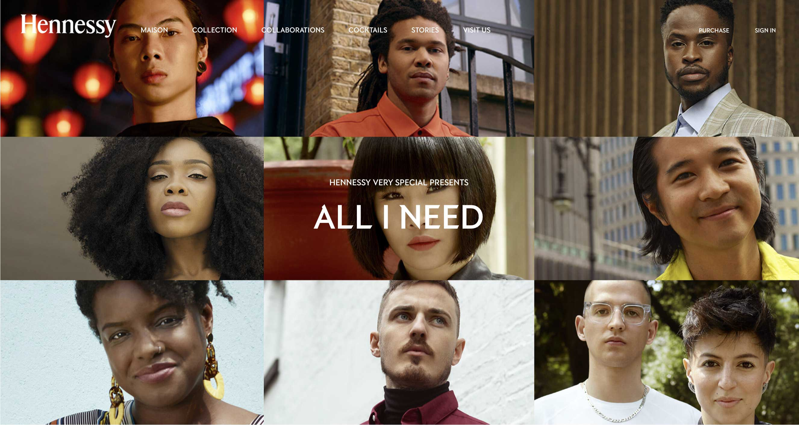 Hennessy Very Special presents All I Need Campaign