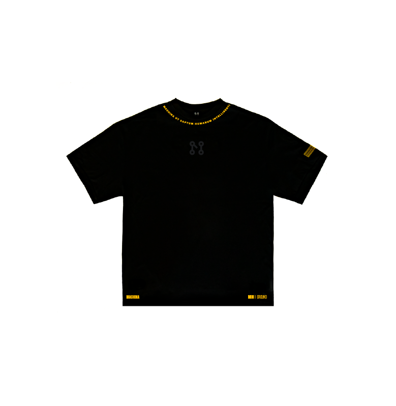 MIDI Ground T-Shirt (Short sleeve)