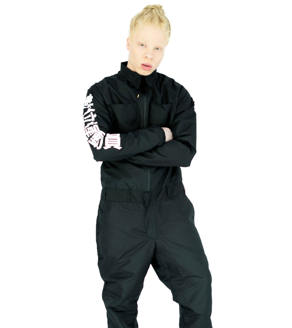 Techwear Jumpsuit