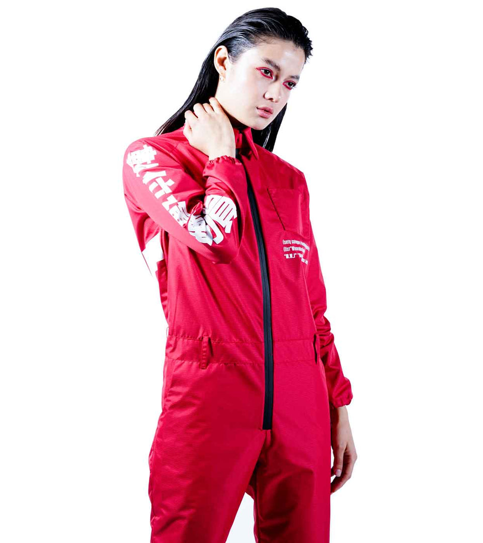 Fashion Tech Jumpsuit