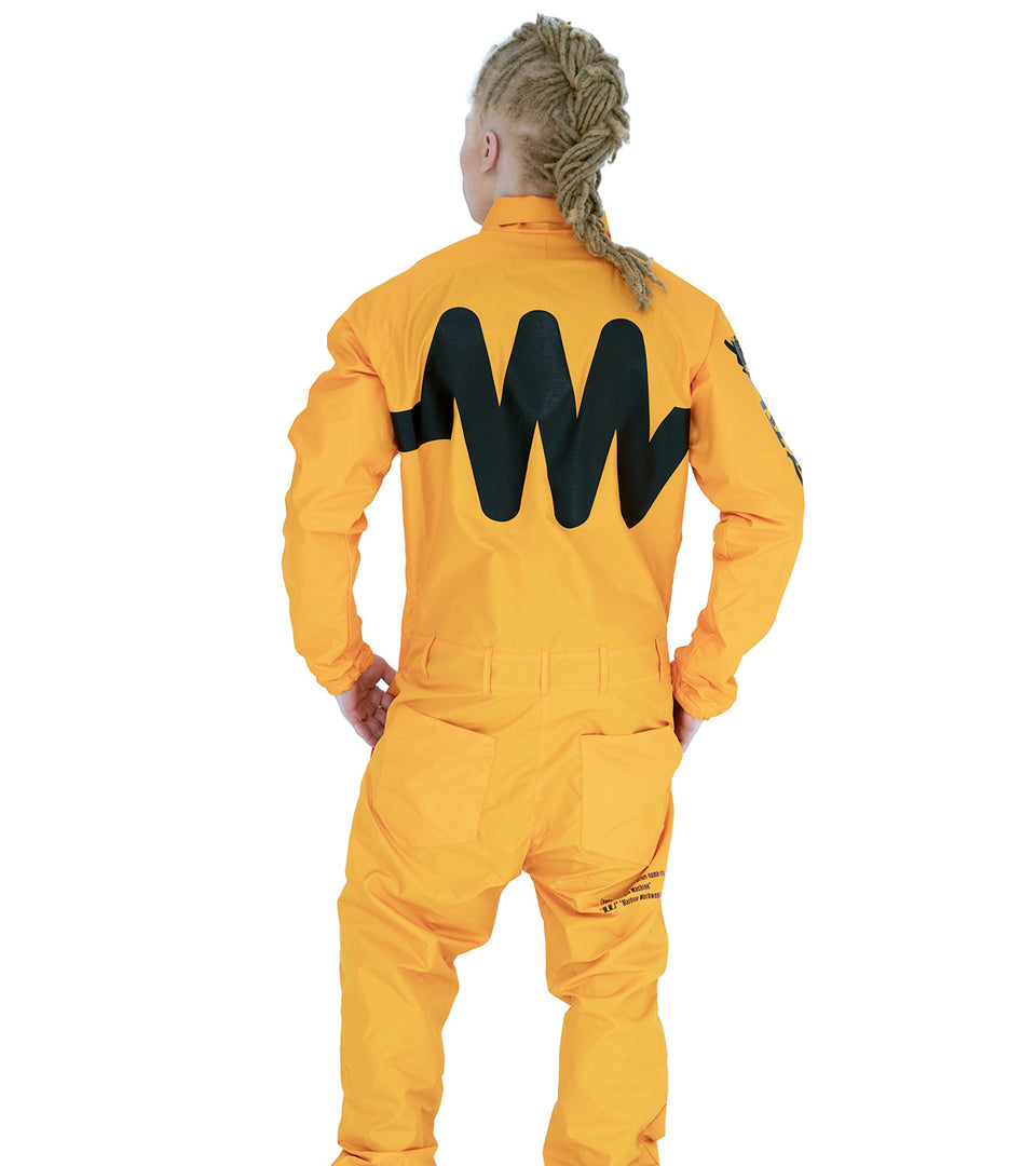 Tech Wear Jumpsuit