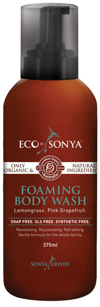 Eco by Sonya Body wash med citrongræs
