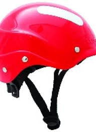 WRSI Current Helmet, Vented, Red