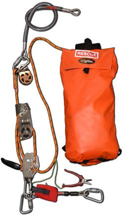 PMI Heightec TowerPack Rescue Solution