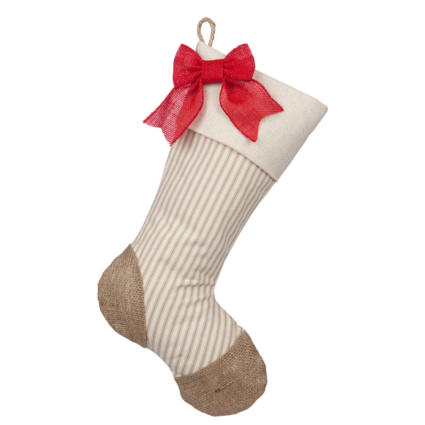 Prancer Christmas Stocking