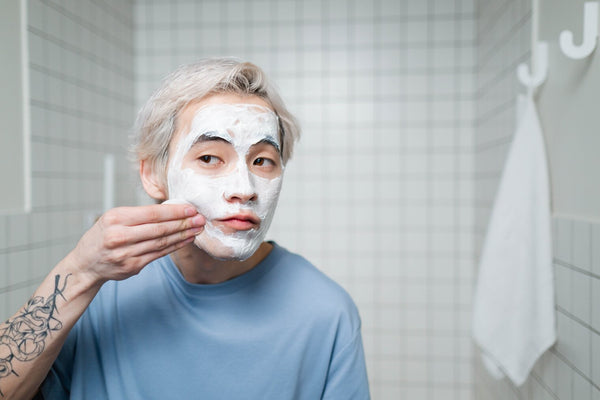 Use the correct skin care products
