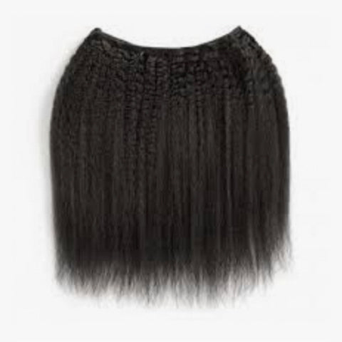 Premium Kinky Straight - Bidiana Hair Extensions