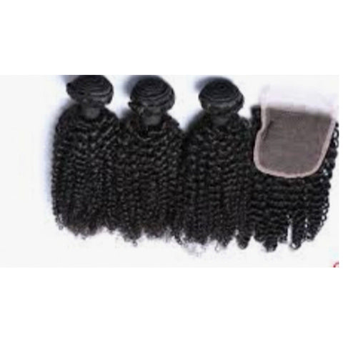 Island  Queen 3 Bundles deal + Closure - Bidiana Hair Extensions