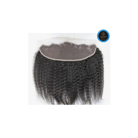 Island  Queen kinky straight frontal - Bidiana Hair Extensions