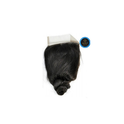 Island  Queen loose wave closure - Bidiana Hair Extensions